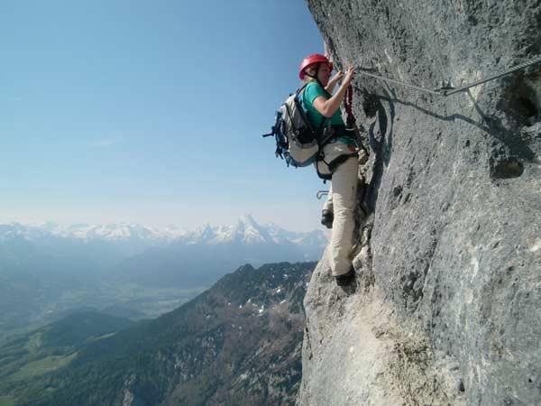 Klettersteig Untersberg : Bildergalerie ferienwohnung haus grubenlehen